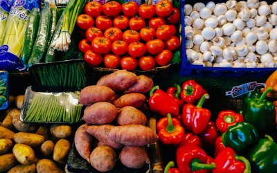 Food Co-Operatives: A Potential Community-Based Strategy to Improve Fruit and Vegetable Intake in Australia